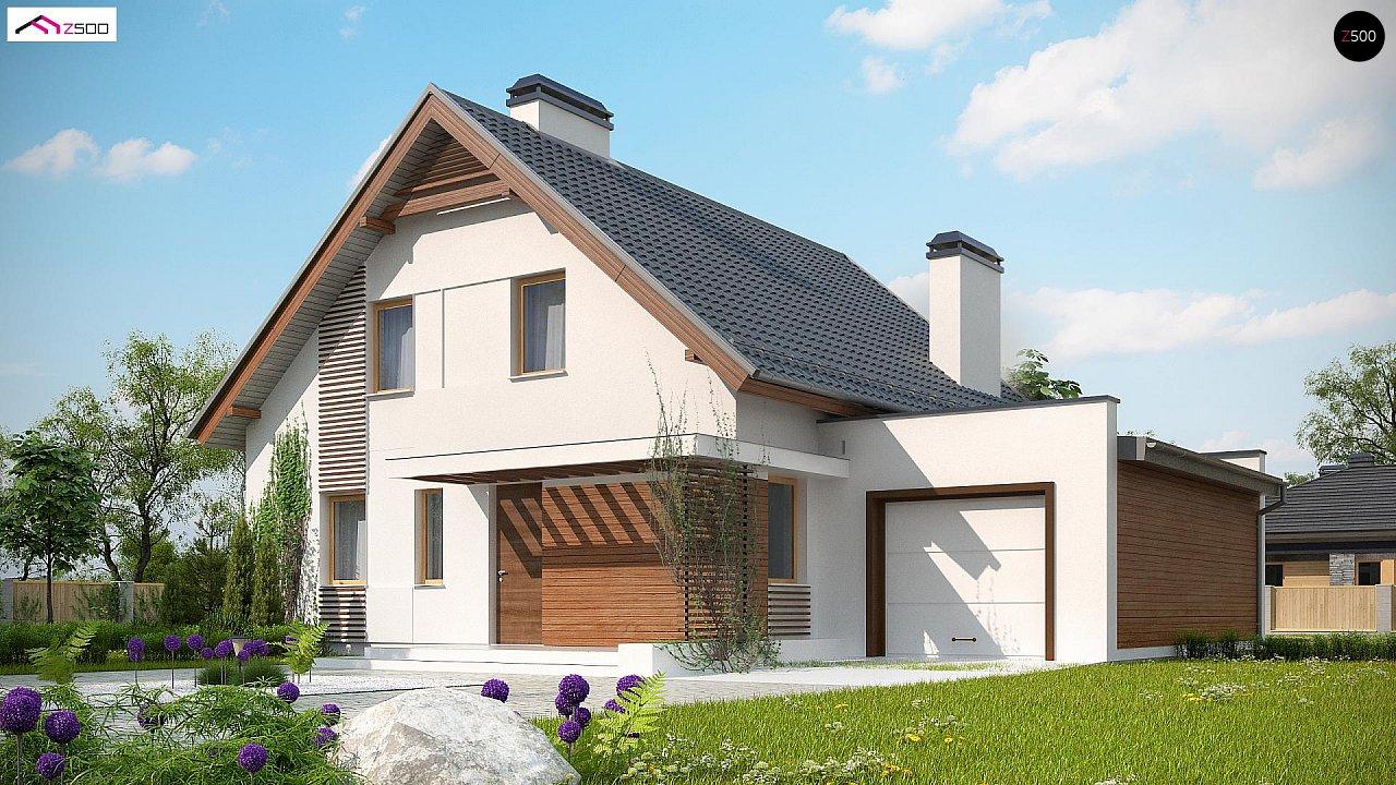 Проект будинку Z166 GP - 1