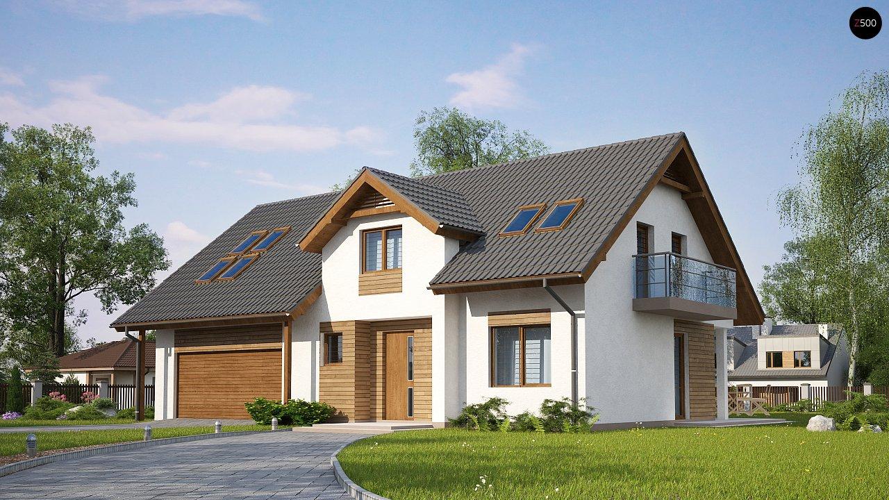 Проект будинку Z172 GL2 - 1
