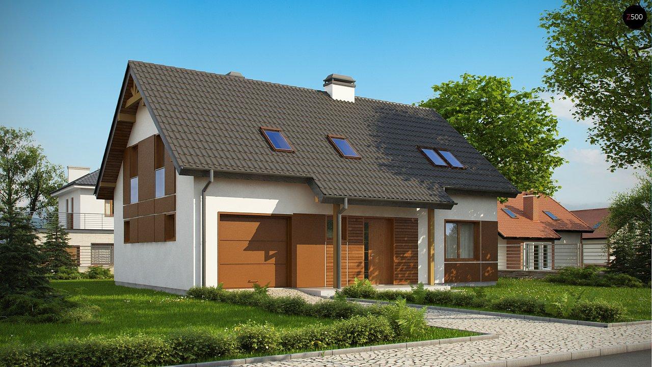 Проект будинку Z178 a - 1