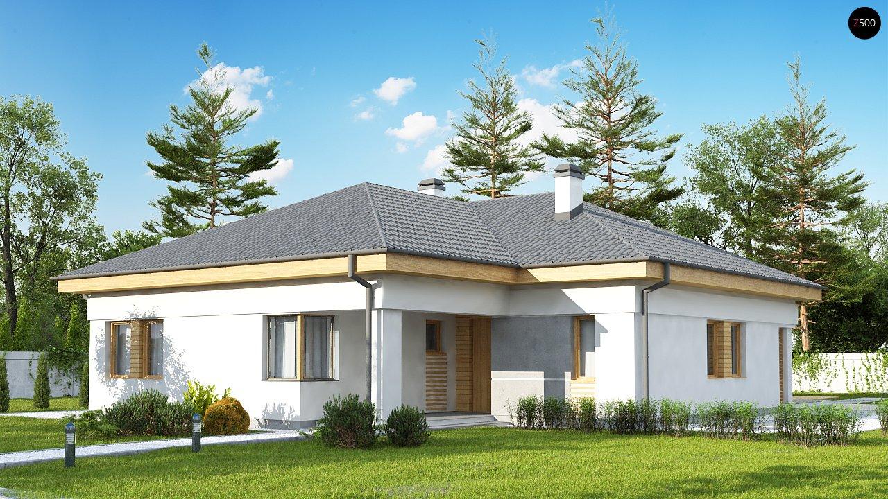 Проект будинку Z204 bG - 1