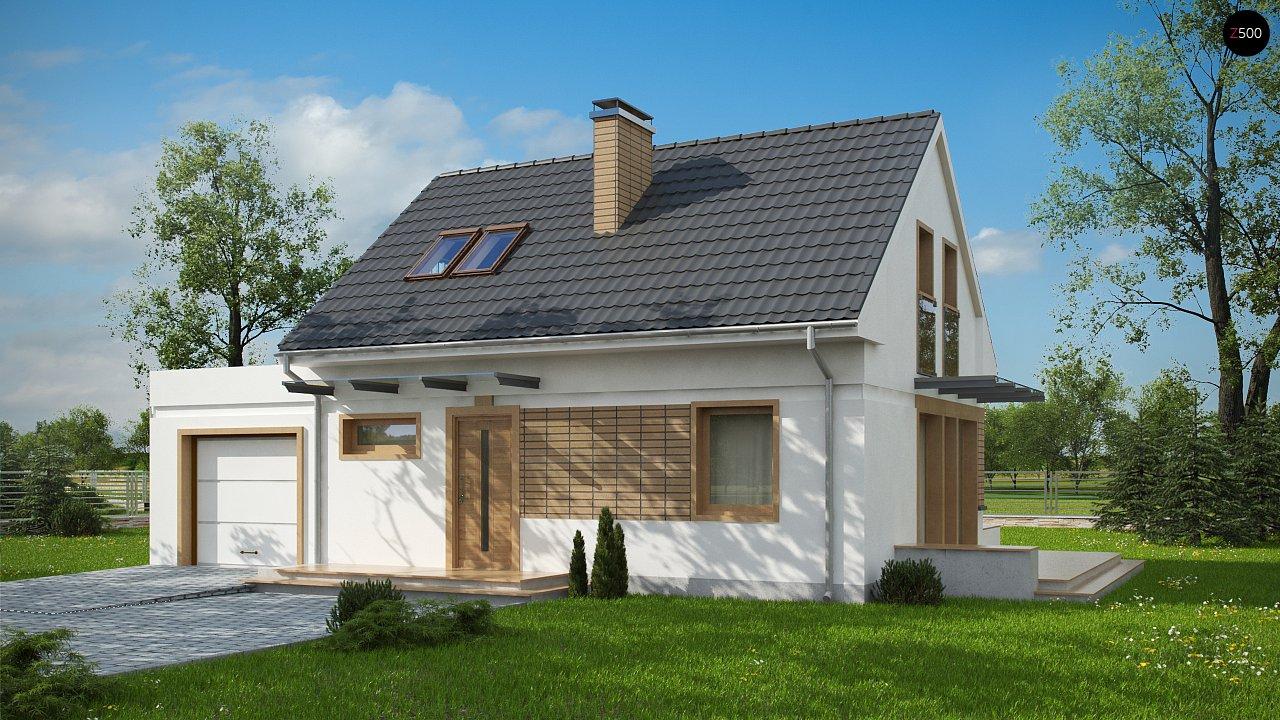 Проект будинку Z211 GL - 1