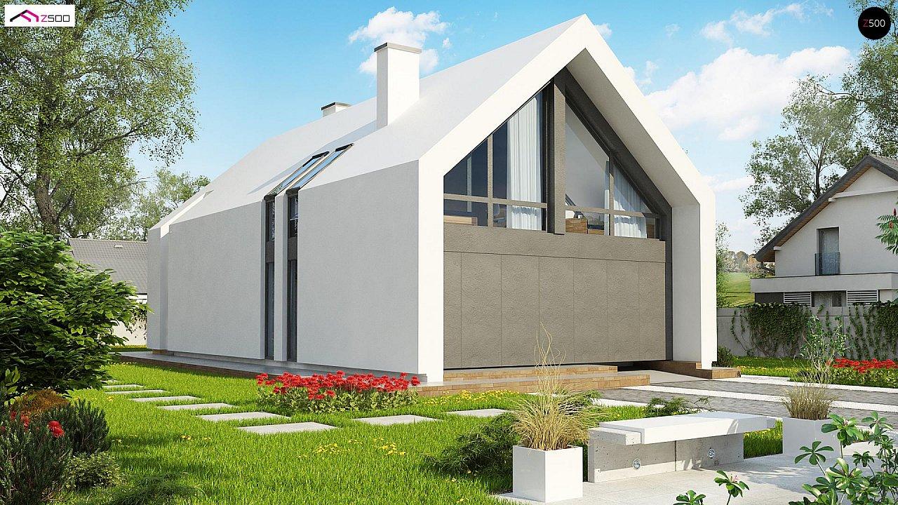 Проект будинку Z215 A - 1