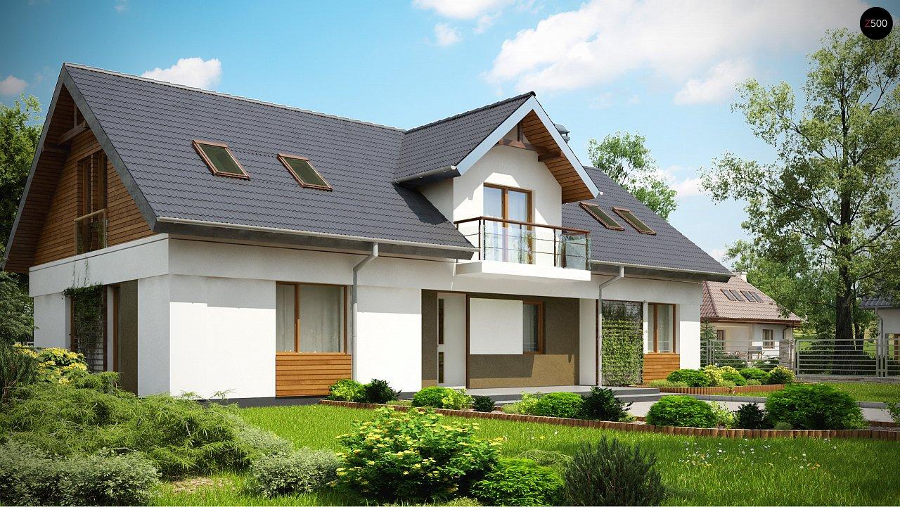 Проект будинку Z247 - 1