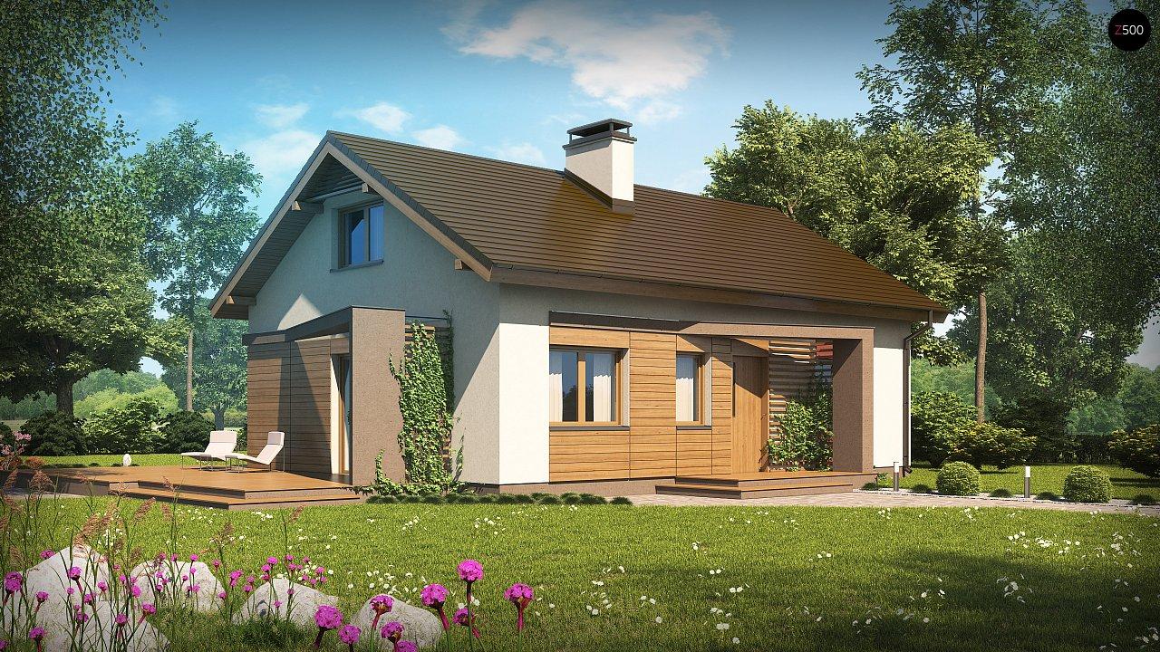 Проект будинку Z255 a - 1