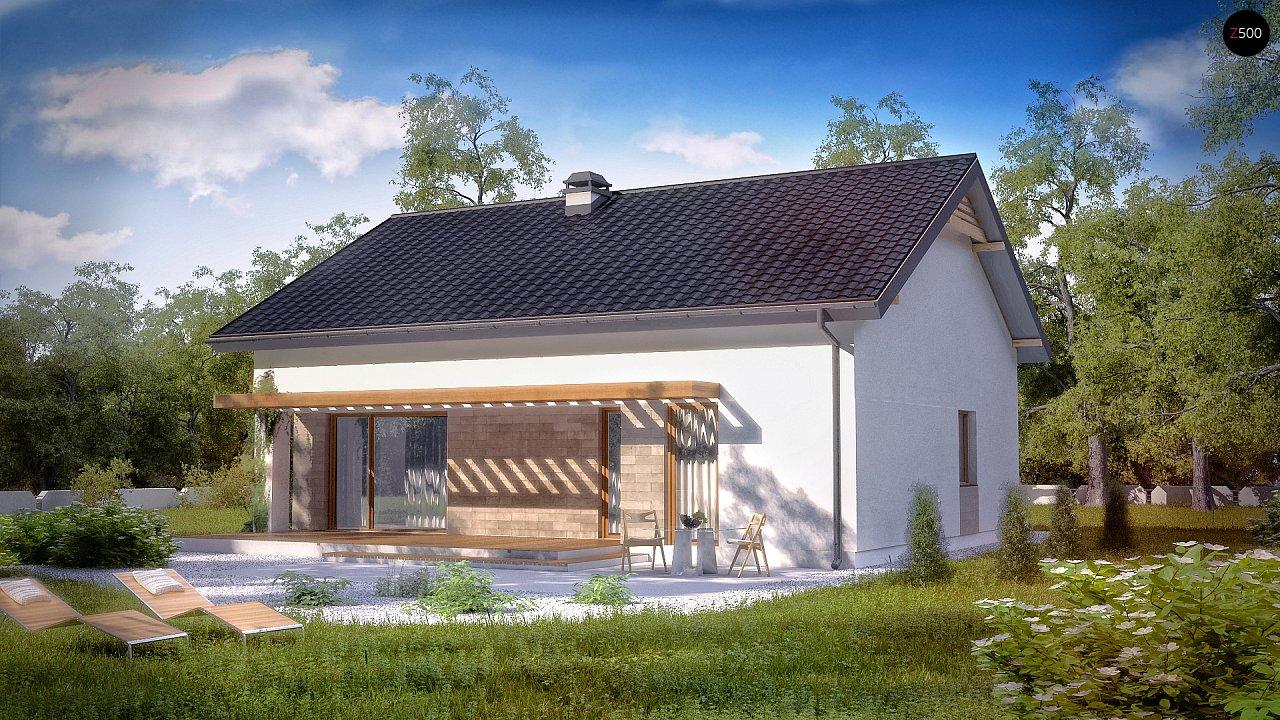 Проект будинку Z261 - 1
