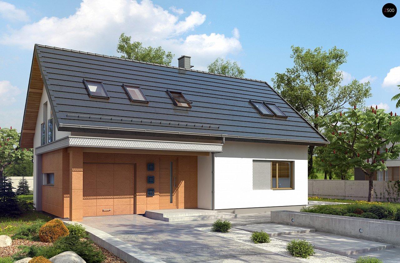 Проект будинку Z269 - 1
