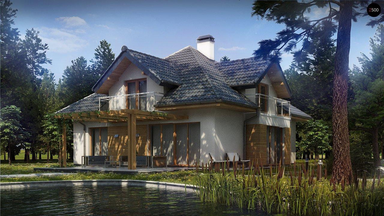 Проект будинку Z270 A - 1