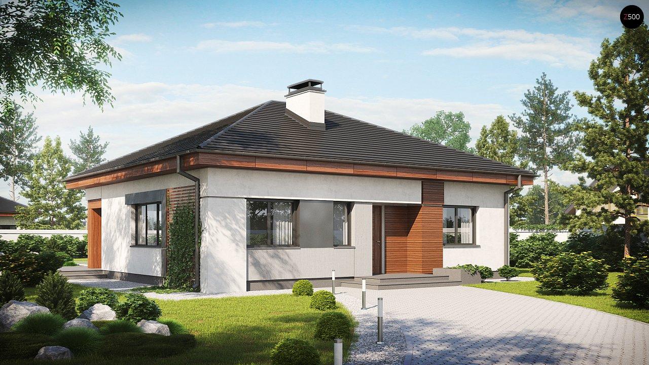 Проект будинку Z273 - 1