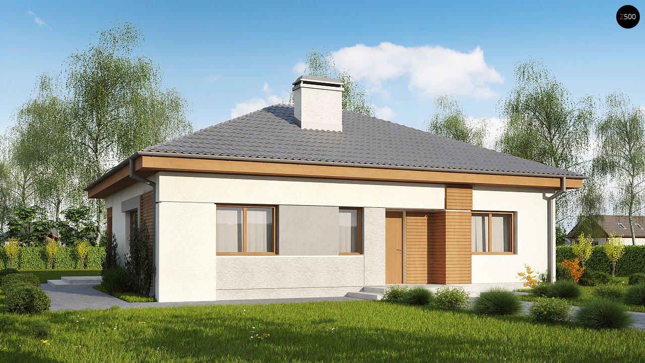 Проект будинку Z273 a - 1