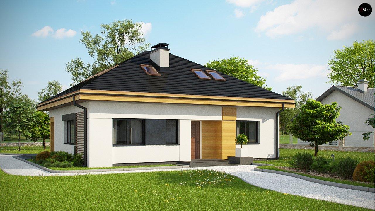 Проект будинку Z273 Ph+ st - 1