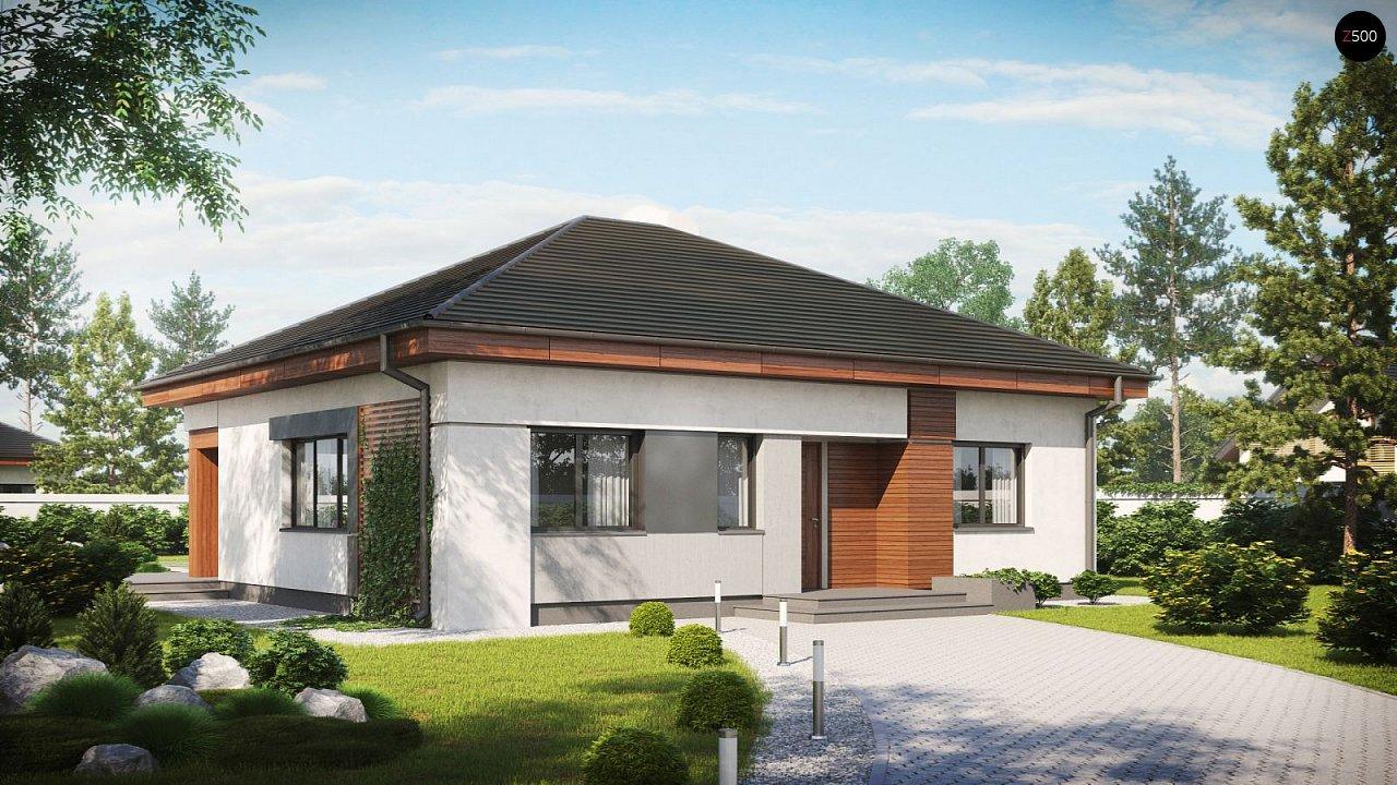 Проект будинку Z273 F - 1