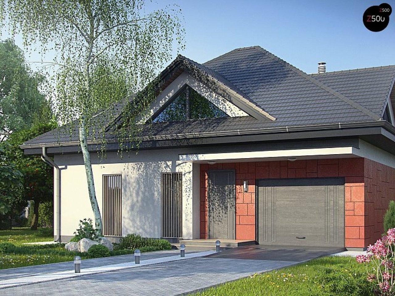Проект будинку Z278 S - 1