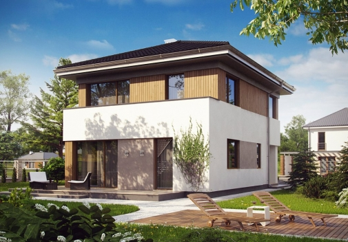Проект будинку Z295 P в Киеве