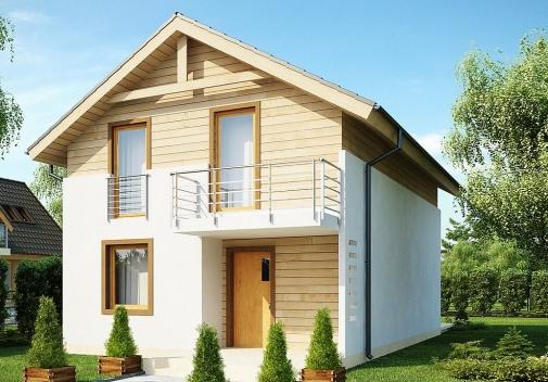 Проекти двоповерхових будинків у Києві
