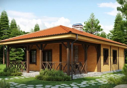 Проект будинку Z16 в Киеве