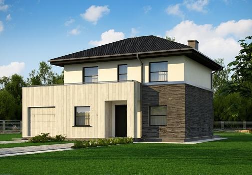 Проект будинку Z29 minus в Киеве
