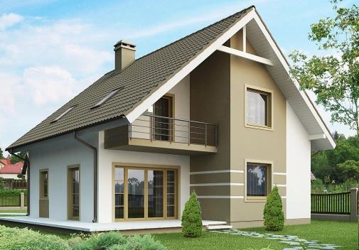Проект будинку Z62 у Києві