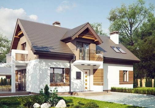 Проект будинку Z223 в Киеве