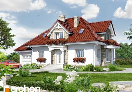Проект будинку Будинок в каллах вер.2 у Києві