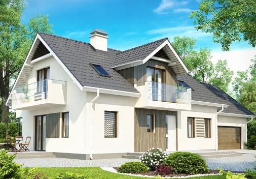 Проект будинку Z175 в Киеве