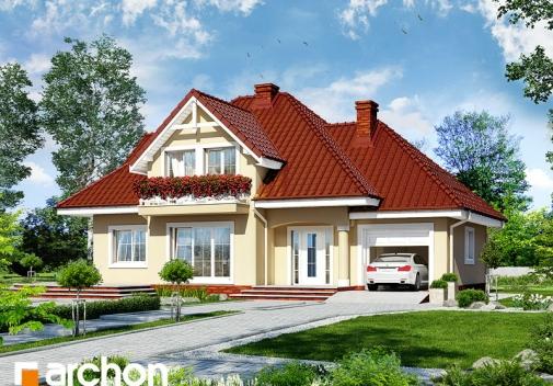 Проект будинку Будинок в зорях вер.2 у Києві