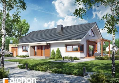 Проект будинку Будинок під червоною горобиною 17 (НТ) у Києві