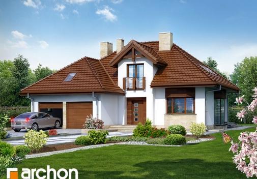 Проект будинку Будинок в калатеях 2 (П) вер.2 у Києві