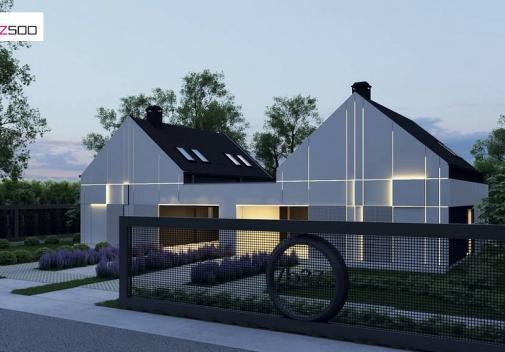 Проект будинку Zb37 в Киеве