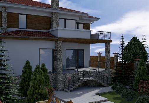 Проект будинку Db 3 в Киеве