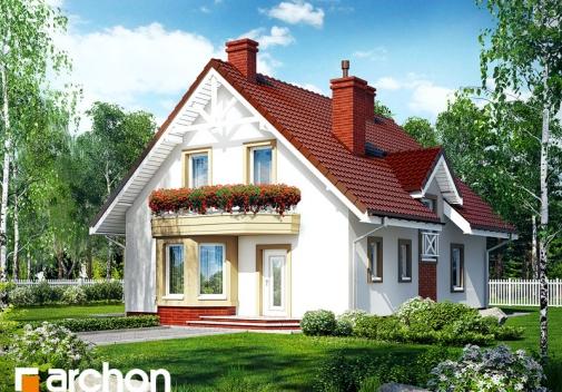 Проект будинку Будинок під фісташковим деревом вер.2 у Києві