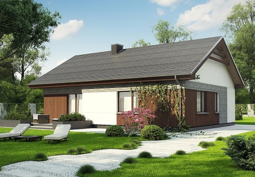 Проекты домов до 100м2
