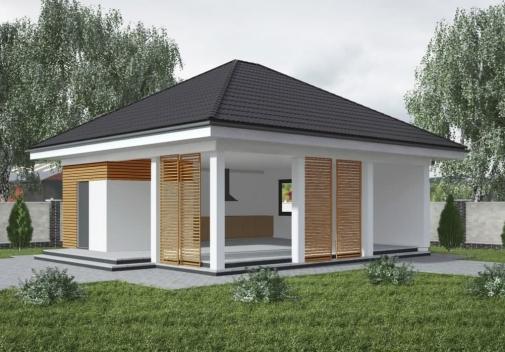Проект будинку Za4 у Києві