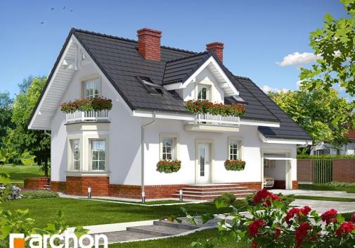 Проект будинку Будинок в рододендронах 15 вер.2 у Києві