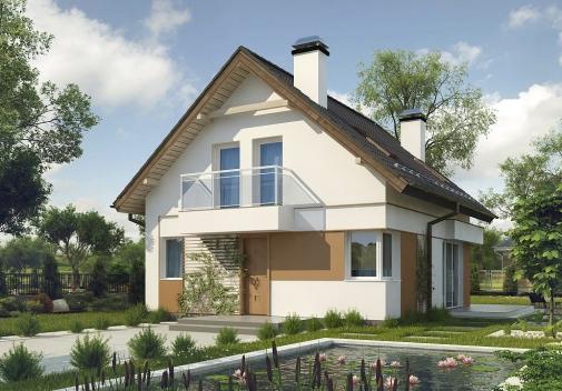Проект будинку Z265 в Киеве