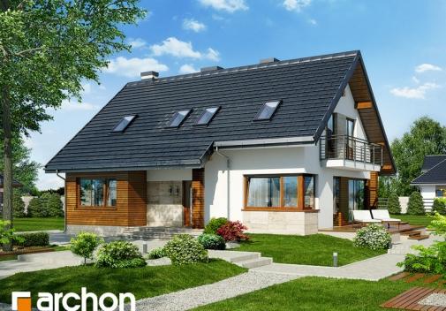 Проект будинку Будинок в айдаредах 3 вер.2 у Києві