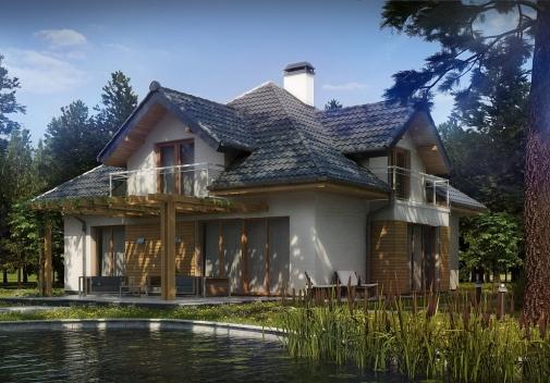 Проект будинку Z270 A в Киеве