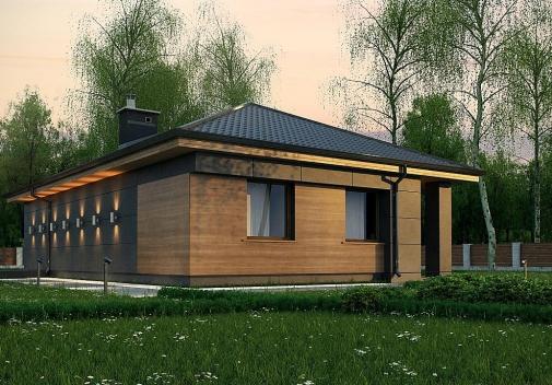 Проект будинку Z356 у Києві