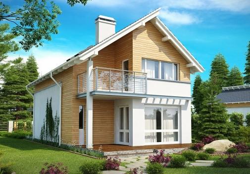 Проекти маленьких будинків