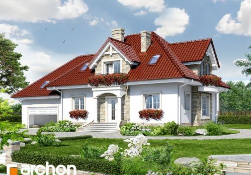 Проект будинку Будинок в каллах (Г2) вер.2 у Києві