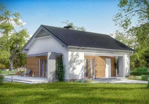 Проект будинку Z255 в Киеве