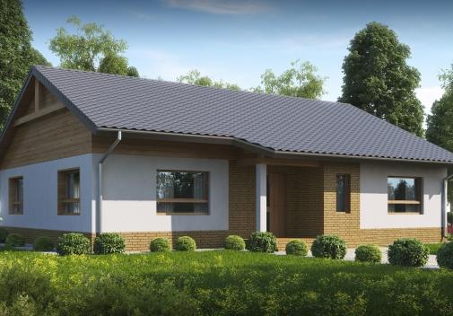Проект будинку Z41+ в Киеве