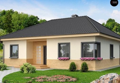 Проект будинку Z24 P в Киеве