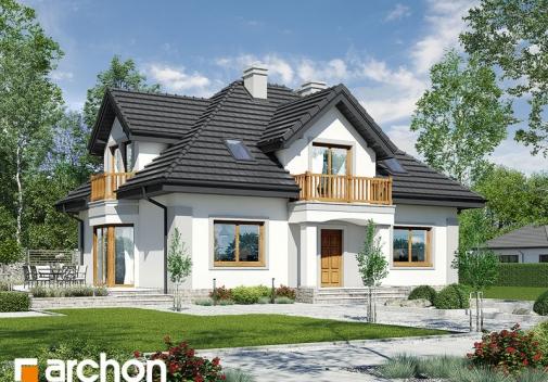 Проект будинку Будинок в ехінацеях 3 вер.2 у Києві