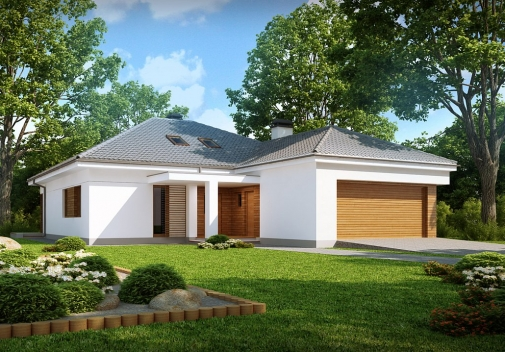 Проект будинку Z206 у Києві