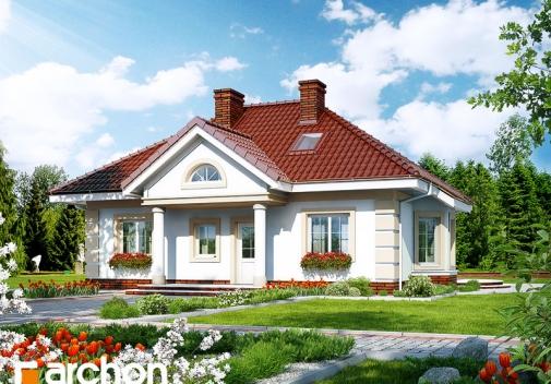 Проект будинку Будинок в ожині 3 у Києві