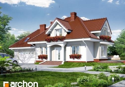 Проект будинку Будинок у вербені (Г2) у Києві