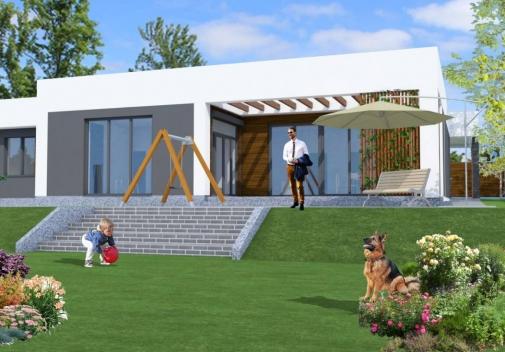 Проект будинку DB 9 в Киеве