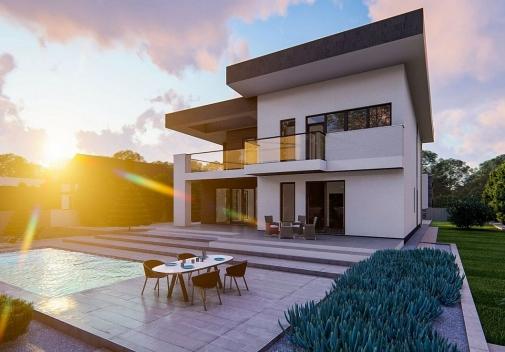 Проект будинку Zz22