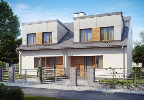 Проект будинку Zb7 у Києві