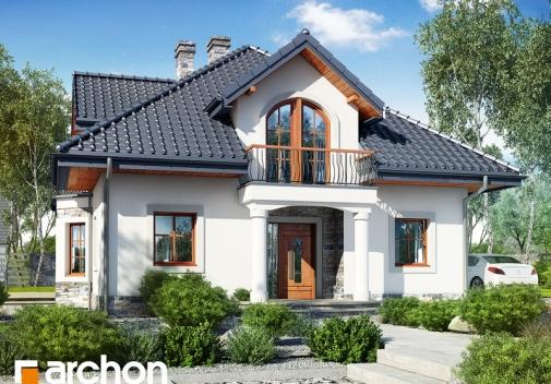 Проект будинку Будинок в тим'яні 10 (П) у Києві